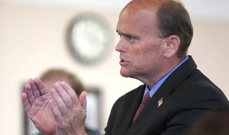 Rep. Tom Reed, a Corning Republican, co-chairs the House Problem Solvers Caucus.. (Robert Kirkham/News file photo)