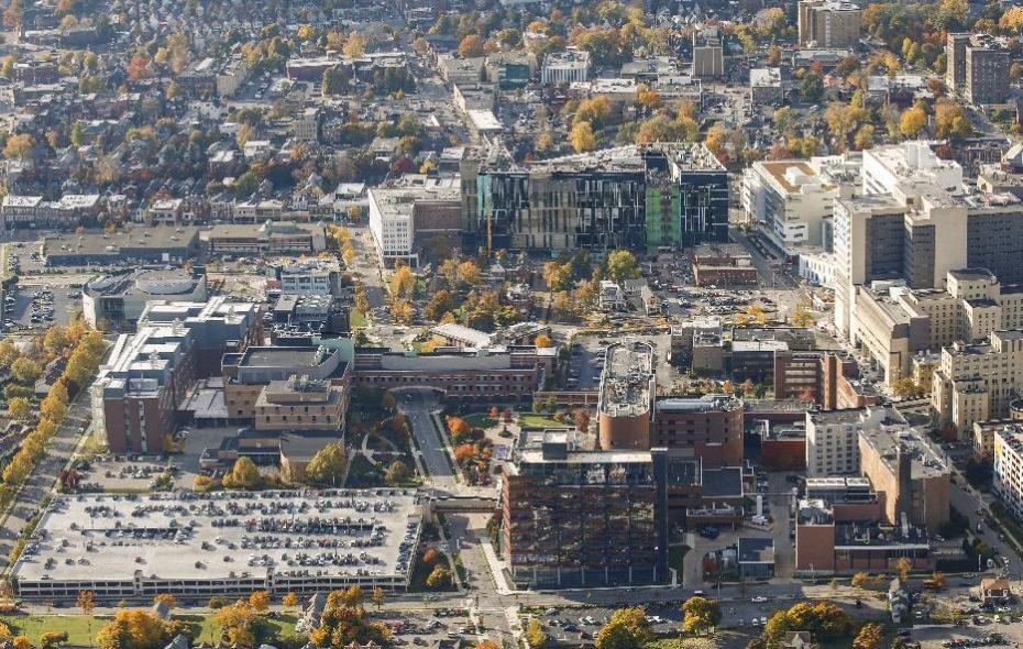 The Buffalo Niagara Medical Campus. (News file photo)