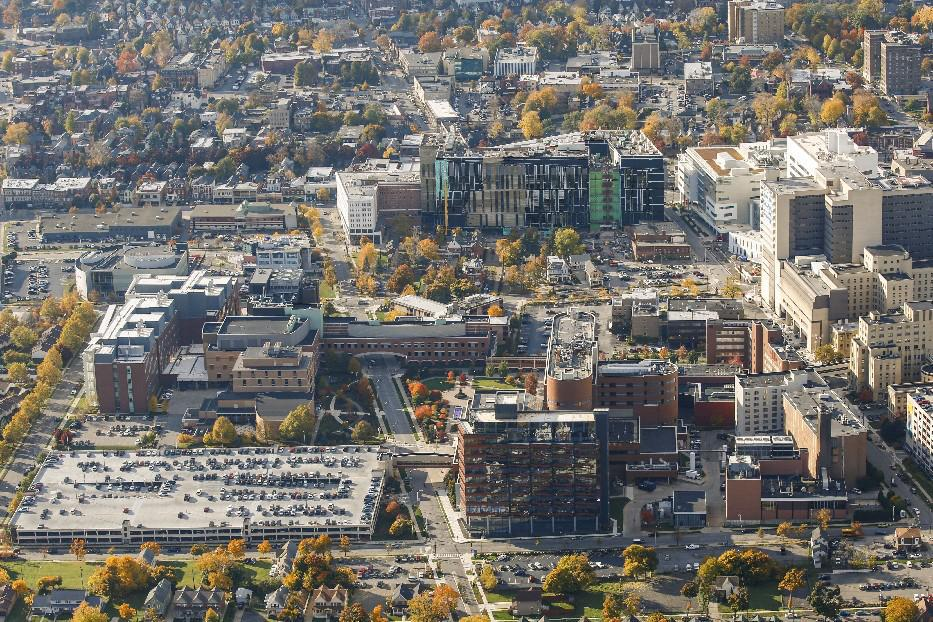 The Buffalo Niagara Medical Campus. (News file photo)