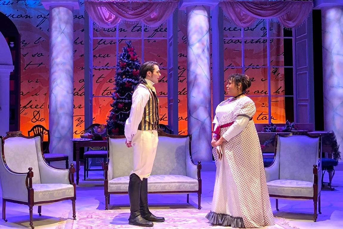 'Miss Bennet' is the feature at Shea's 710 Theatre, presented by Road Less Traveled.