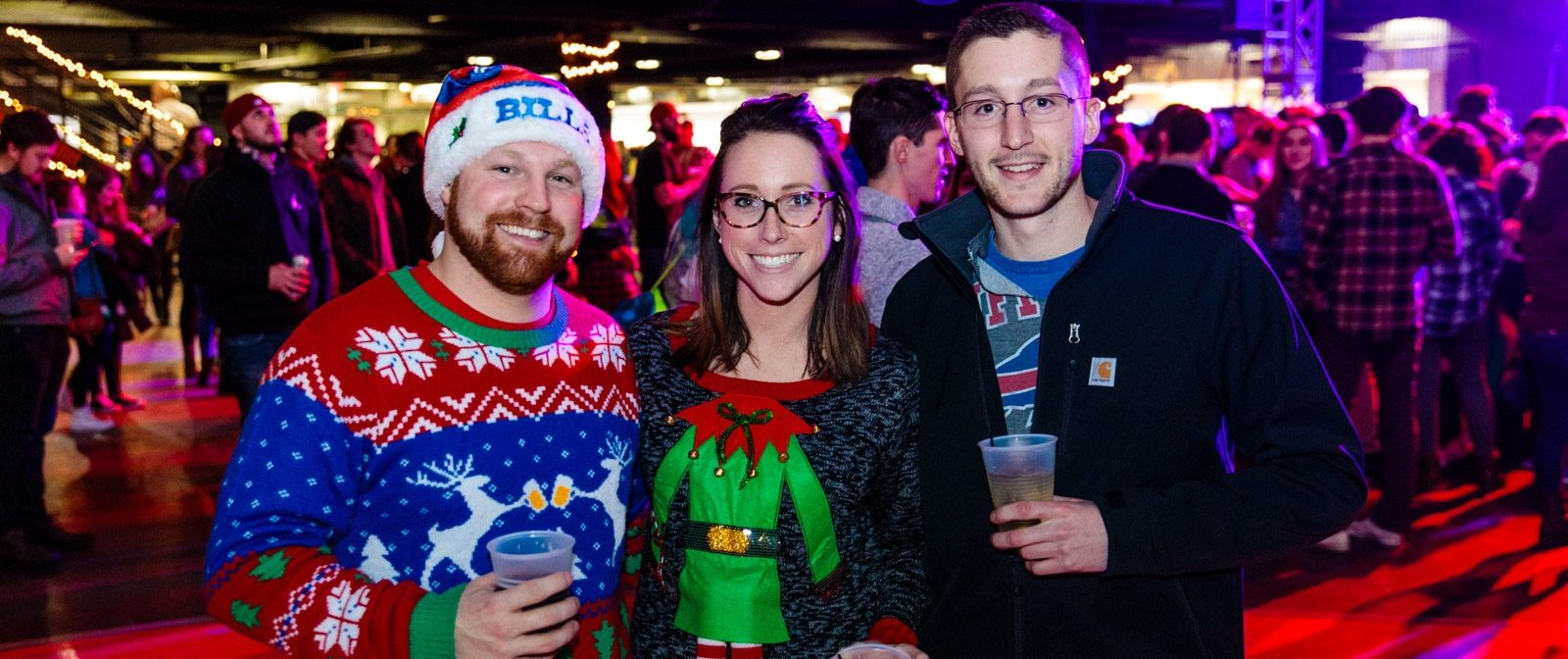 Pity, that Ugly christmas sweater parties