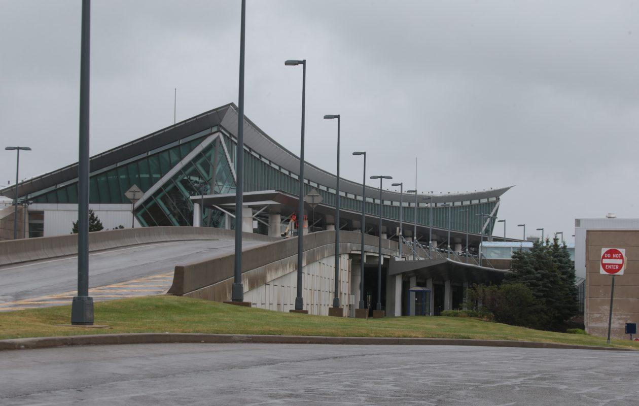 Buffalo Niagara International Airport, in  Cheektowaga, N.Y. (John Hickey/Buffalo News file photo)