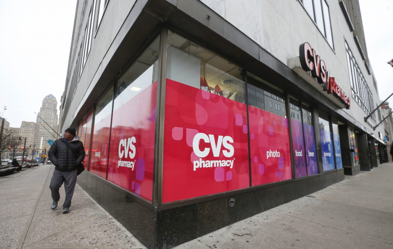 Drug stores like CVS voluntarily stopped selling cigarettes before Erie County decided to involve itself by barring such sales in pharmacies. (Derek Gee/News file photo)