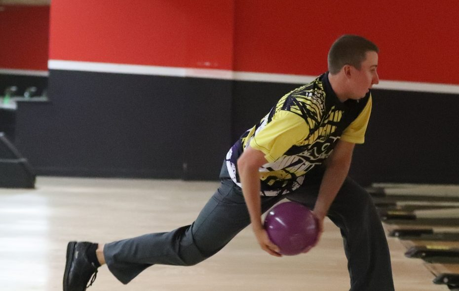 Dana Voytovich, last year's winner of the George A. Obenauer Master Championship, was still alive in the elimination bracket entering competition on Saturday. (James P. McCoy/Buffalo News file photo)