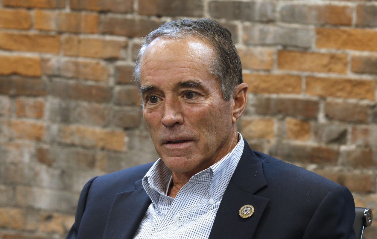Rep. Chris Collins ranked as the 13th richest member of Congress in 2017. (Robert Kirkham/News file photo)
