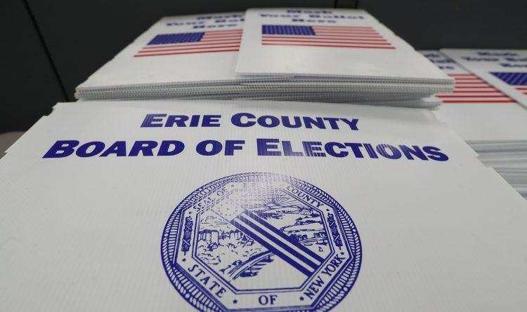Erie County Legislator Lynne Dixon is prepared to announce her run for county executive against incumbent Mark Poloncarz. (Derek Gee/Buffalo News)
