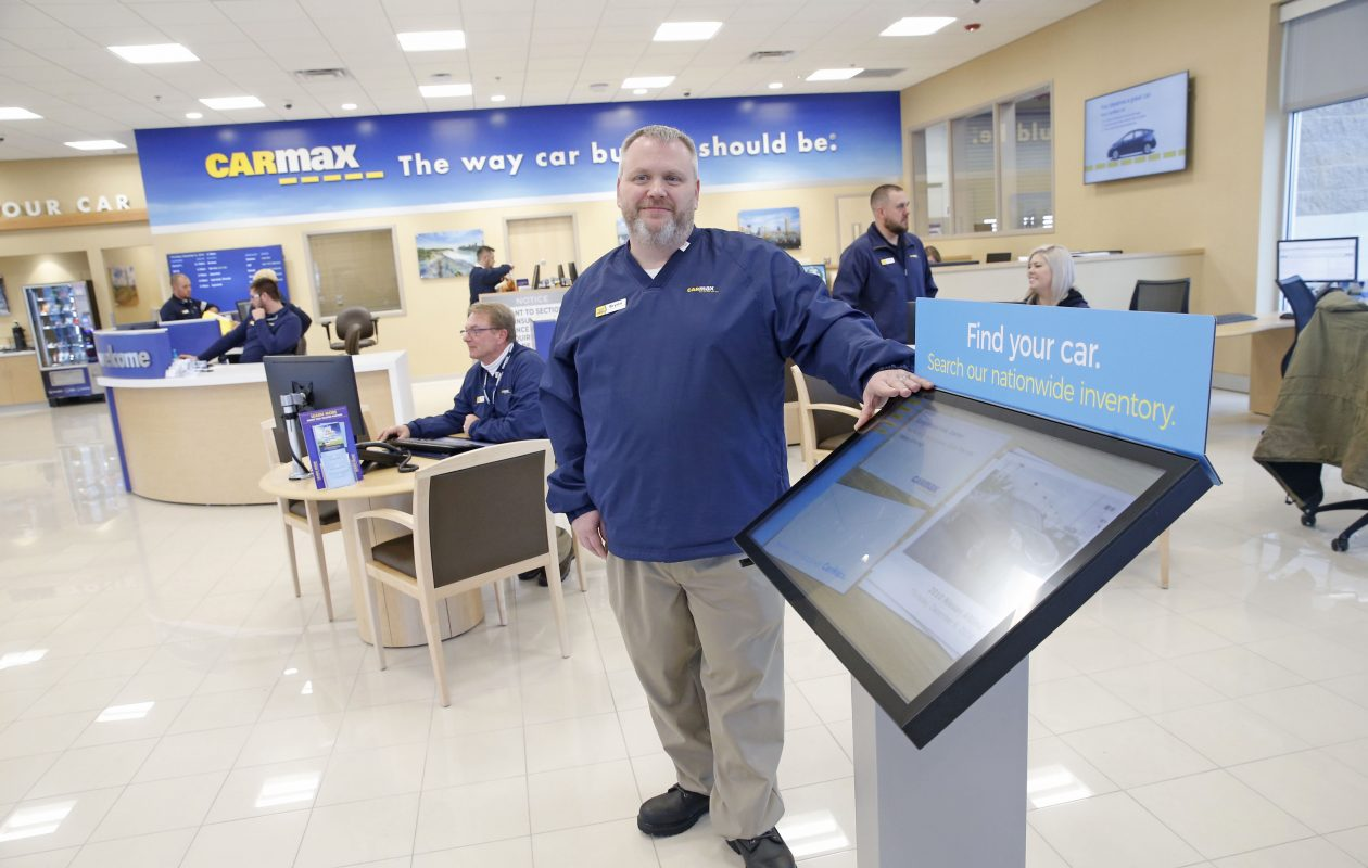 Carmax Comes To Amherst Shaking Up Local Market For Used Cars The