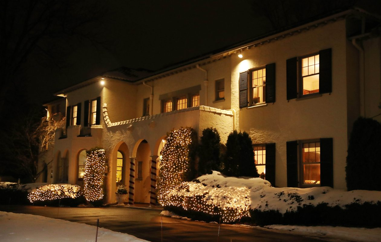 Daemen House in Amherst. (Sharon Cantillon/Buffalo News)