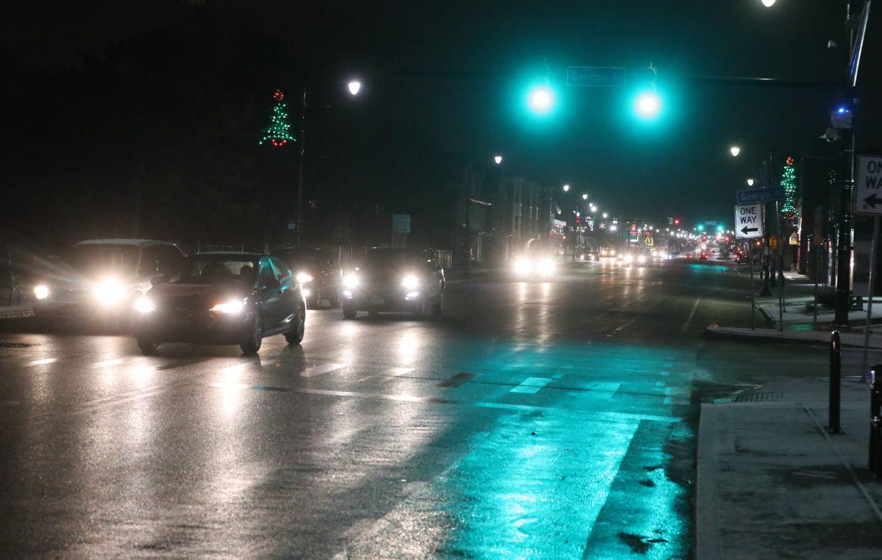 Rain returns to the forecast tonight. (John Hickey/Buffalo News)