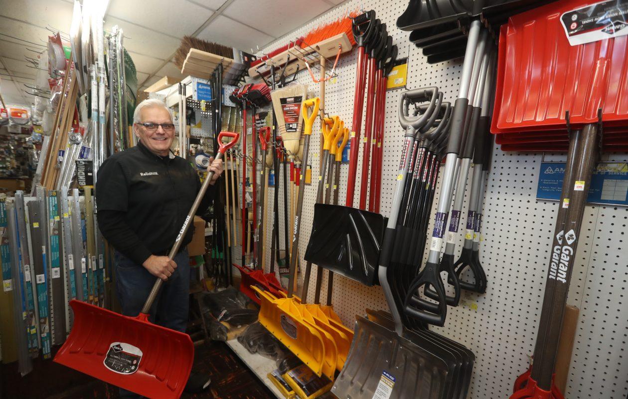 Bill Malczewski 's store has been a Kaisertown staple for generations. (John Hickey/Buffalo News)