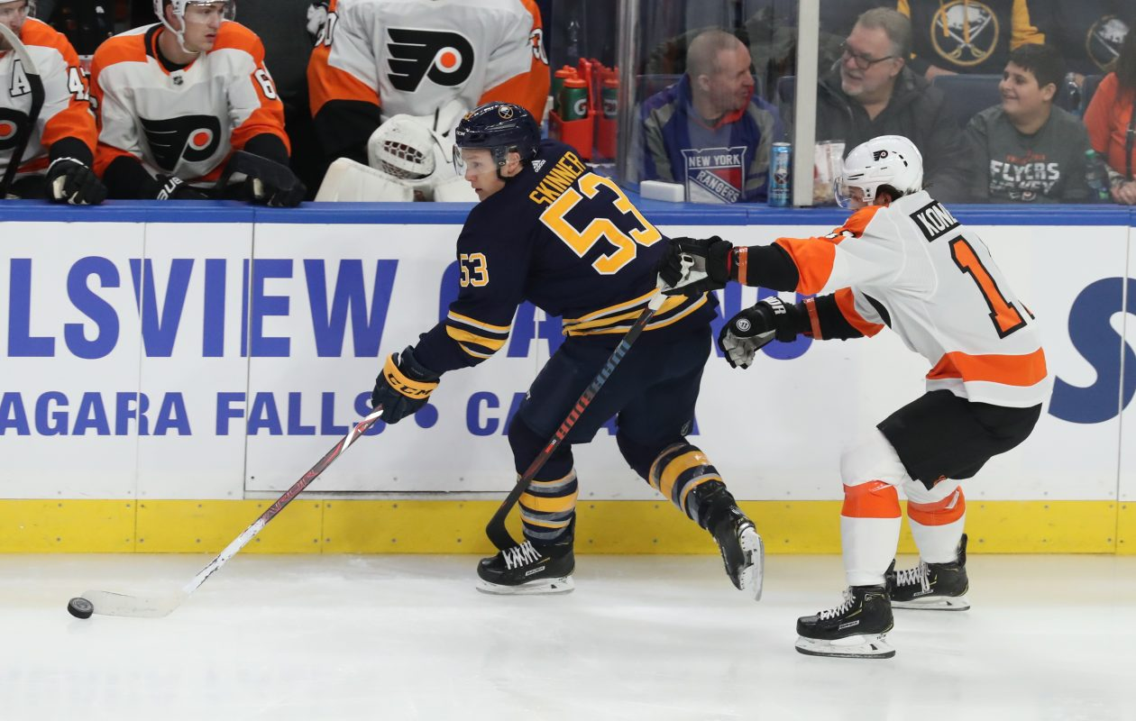 Mike Harrington: An Absolute Stinker Has Sabres Suddenly Facing Stark Problems