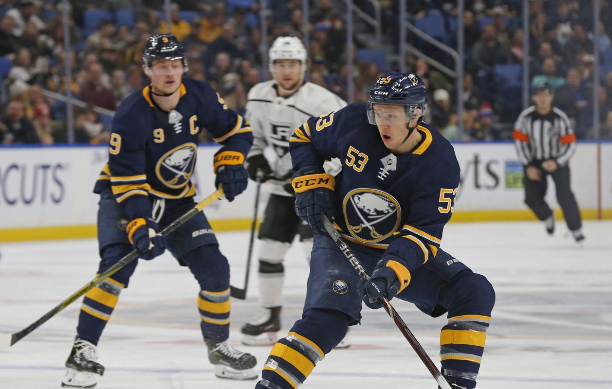 Mike Harrington: Sabres Make Another Great Comeback But Still Have To Deal With Reality