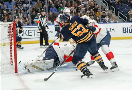 Buffalo Sabres 2, Florida Panthers 5