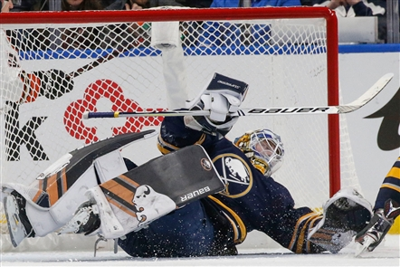 Buffalo Sabres 3, Anaheim Ducks 0