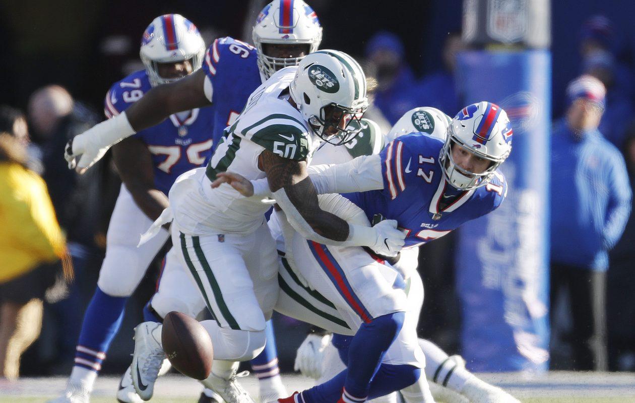 Quarterly Report: Bills squander big yardage edge – again