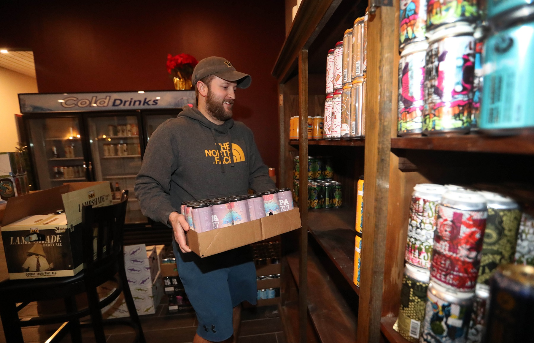 Bar-beer store Bottle Rocket quenches South Buffalo's thirst