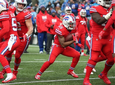 The Buffalo Bills play the Detroit Lions on Sunday, Dec. 16, 2018, at New Era Field in Orchard Park.