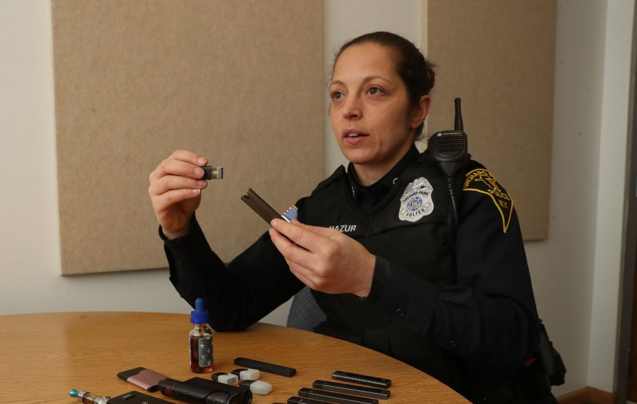 Editorial: Schools are wise to crack down on e-cigarettes