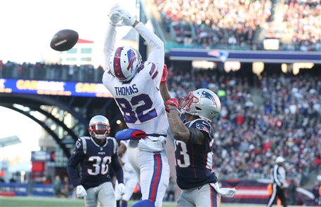 New England Patriots 24, Buffalo Bills 12