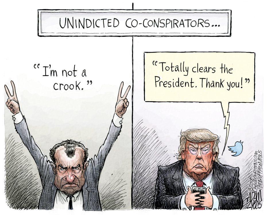 The Nixon moment: December 13, 2018