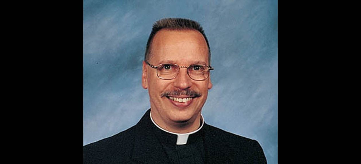 Father Ronald P. Sajdak.