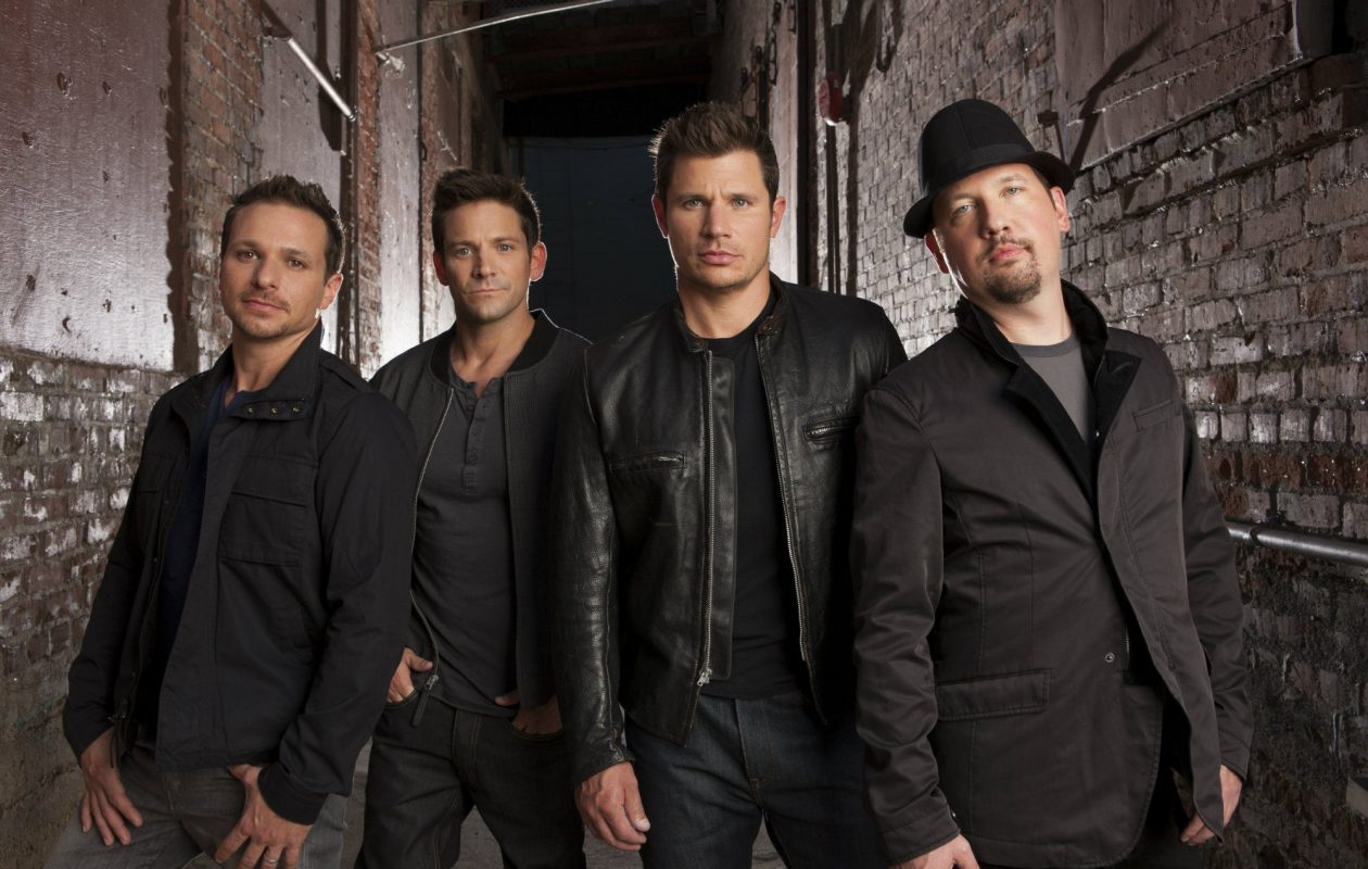 98 Degrees returns for a concert at the Seneca Niagara Casino. (Courtesy of 98 Degrees)