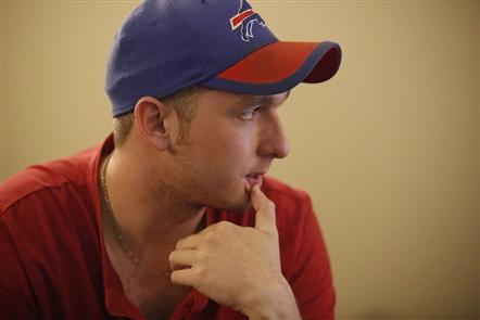 Battling addiction: Garrett Strickland's journey