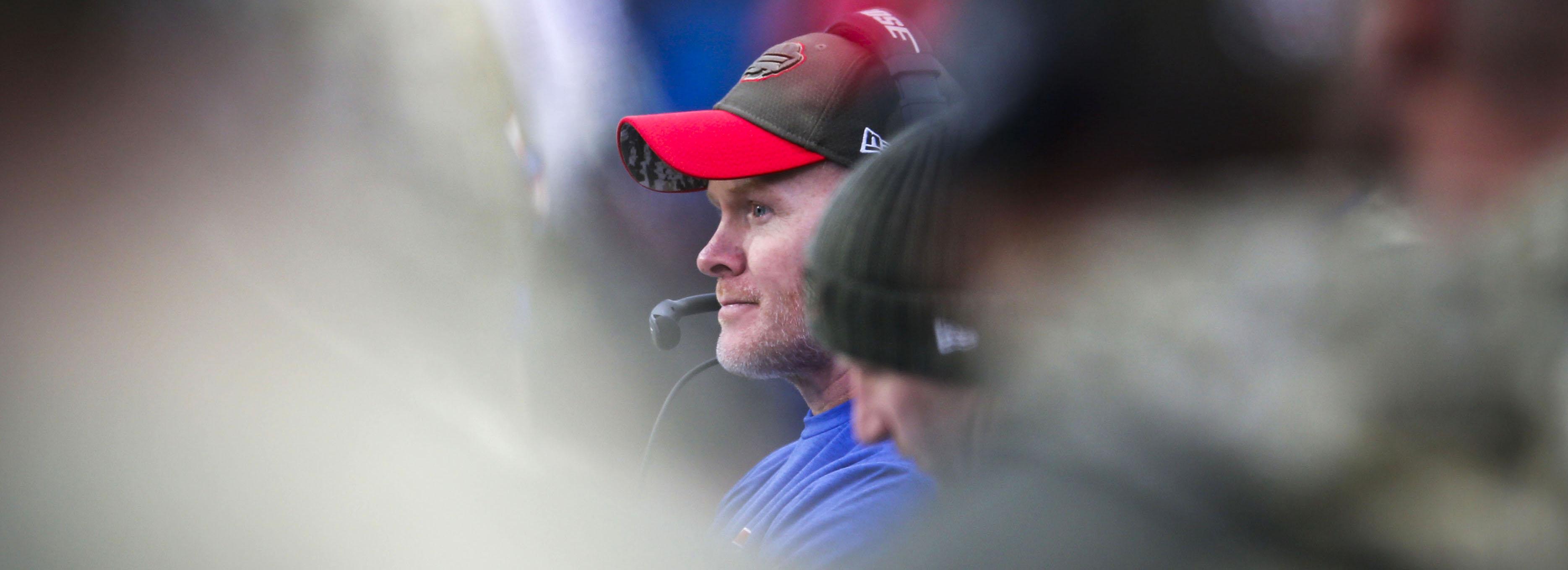 Bills head coach Sean McDermott. (Derek Gee/News file photo)
