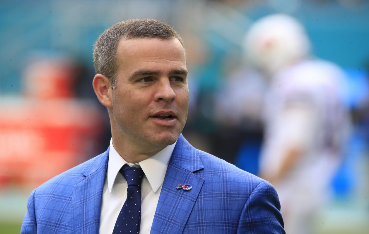 Bills General Manager Brandon Beane. (Harry Scull Jr./News file photo)