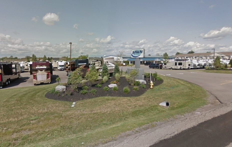 The Buffalo RV store on Southwestern Boulevard in West Seneca was acquired. (Google)