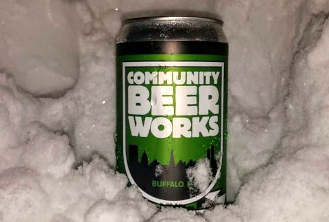 Community Beer Works Heat Rays is a great seasonal beer.