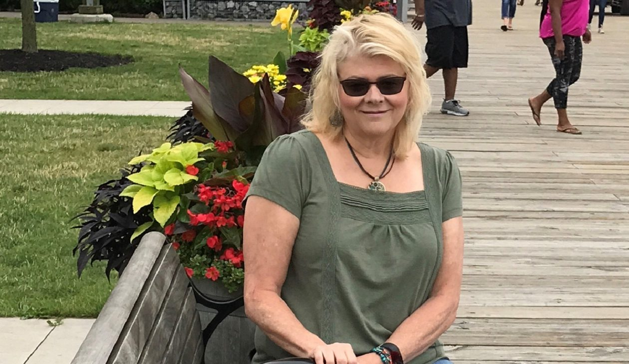 Donna Kondrak, of Cheektowaga, dropped 60 pounds after switching from the 'Standard American Diet' to whole food plant-based eating. (Photo courtesy of Donna Kondrak)