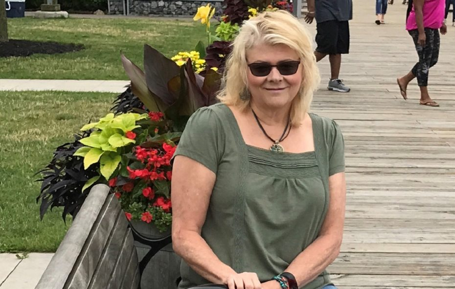 "Donna Kondrak, of Cheektowaga, dropped 60 pounds after switching from the ""Standard American Diet"" to whole food plant-based eating. (Photo courtesy of Donna Kondrak)"