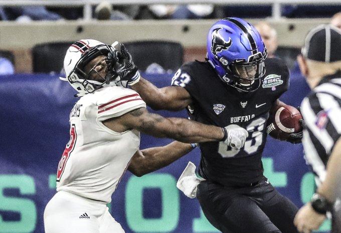 UB football earns berth in Dollar General Bowl – The Buffalo