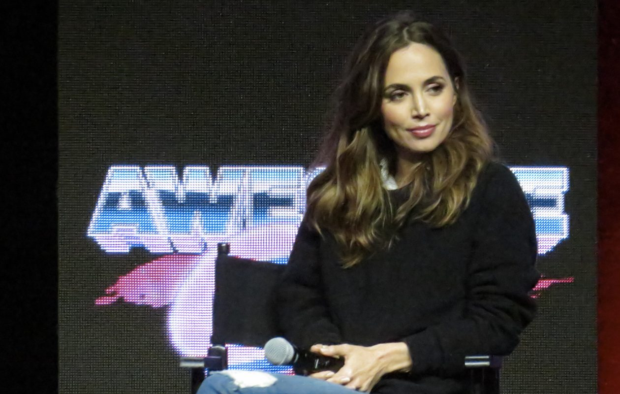 Eliza Dushku won a $9.5 million settlement after she said co-star Michael Weatherly harassed her on the set of the TV show 'Bull.' (Evan Golub/ZUMA Wire/TNS)