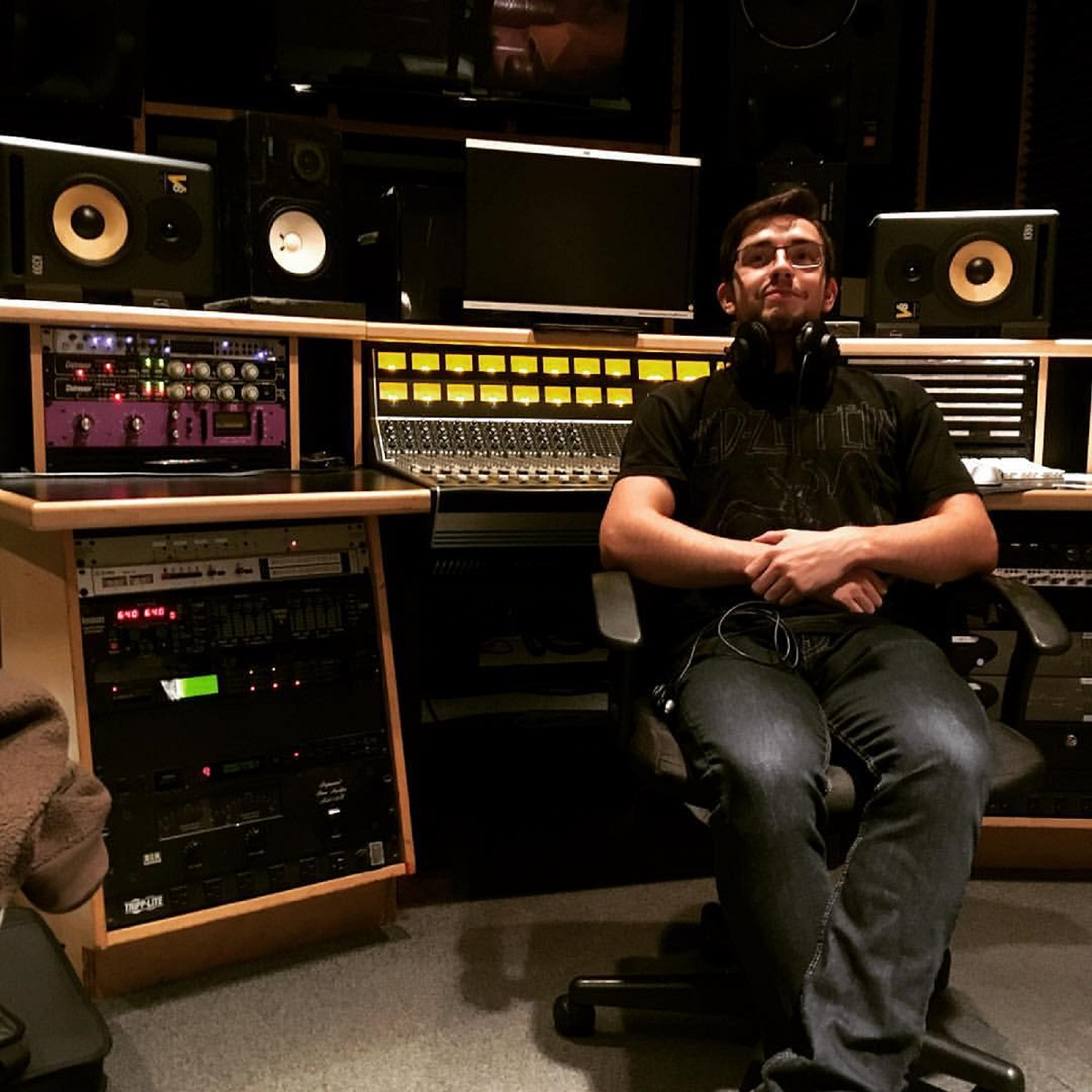 Jeff Miers: A young Buffalo musician and sound engineer unpacks my vinyl obsession