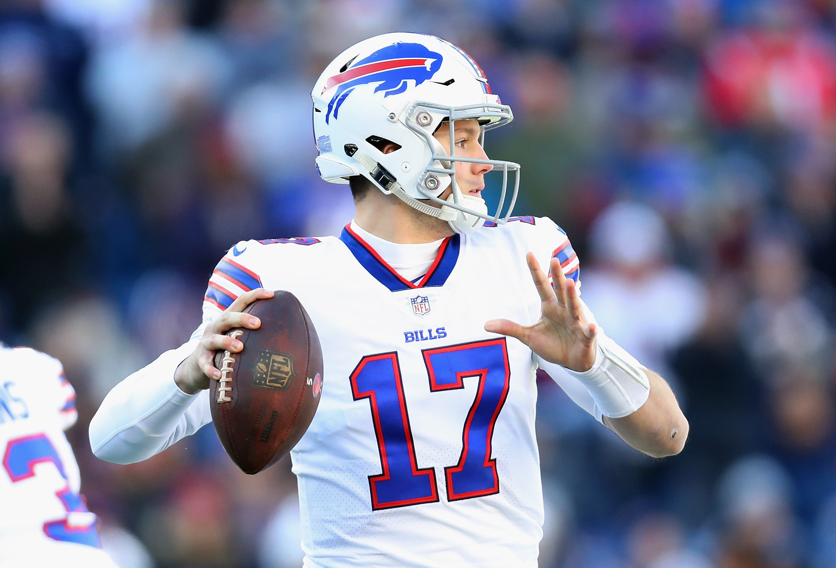 Josh Allen: Bills are 'looking to build something special'