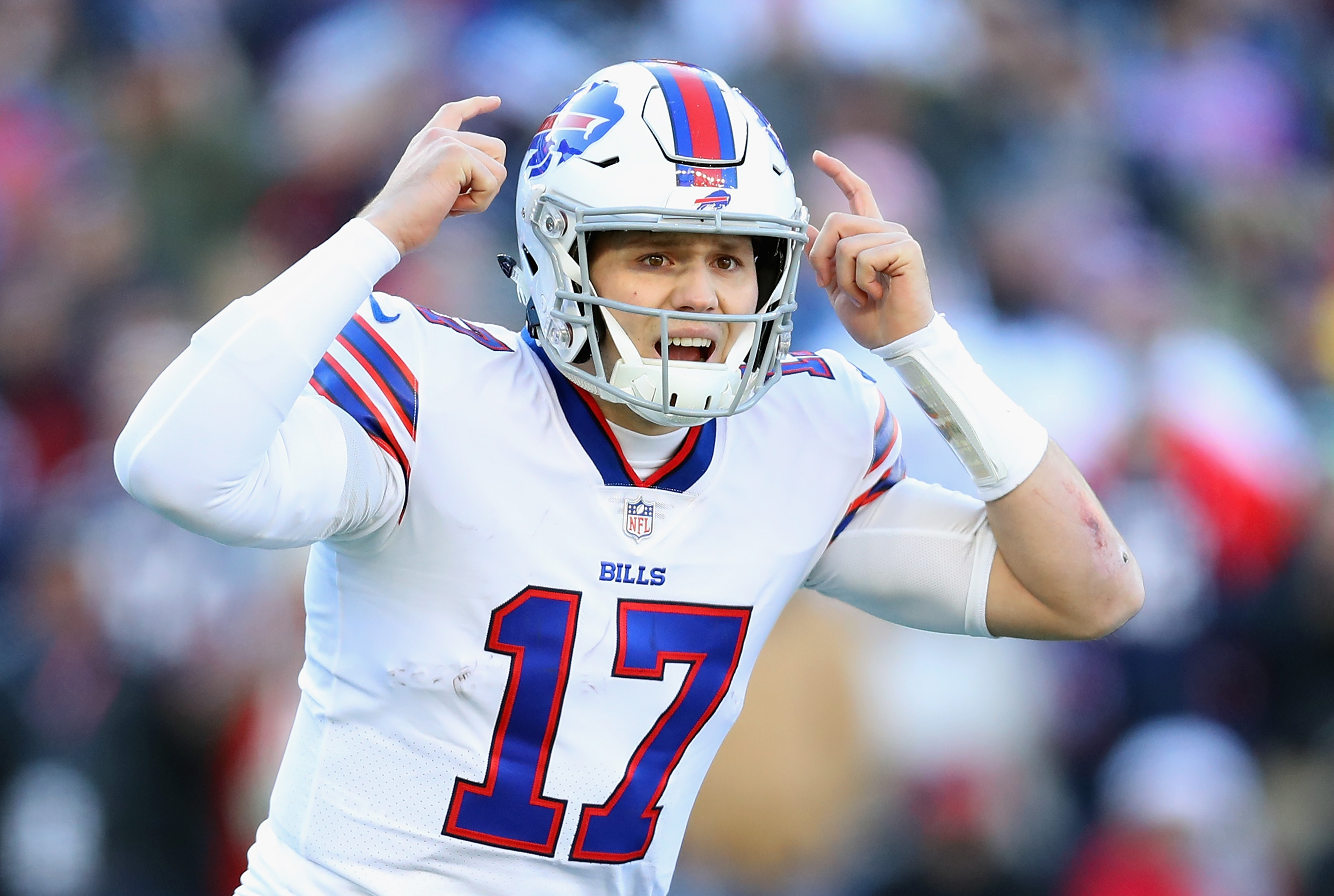 One-on-One Coverage  Bills  Josh Allen on rookie season 93937c115
