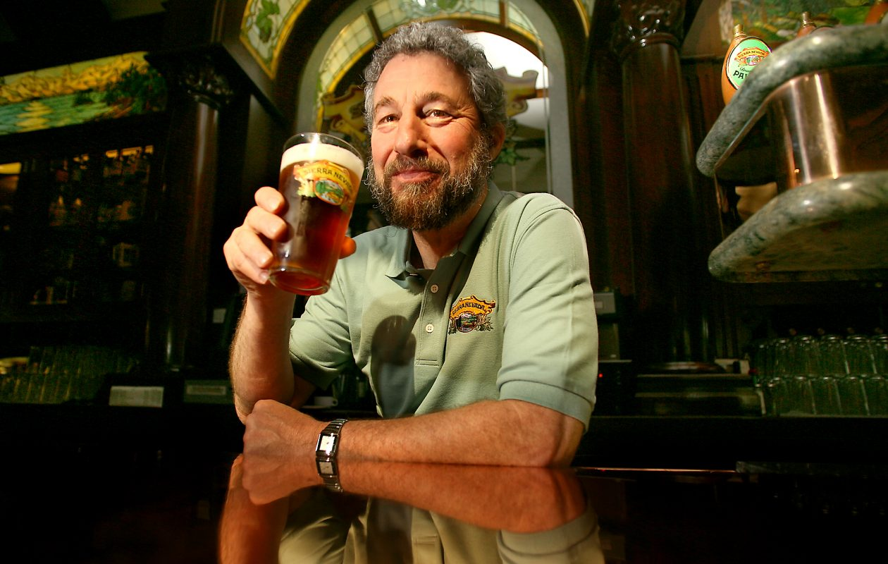 Sierra Nevada founder Ken  Grossman asked breweries across the country to join in a benefit effort for victims of the California Camp Fire wildfire. Buffalo-area breweries responded. (Photo: Sierra Nevada)