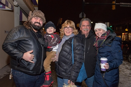 Businesses all along Hertel Avenue kept their doors open late for Hertel Holidays, with Santa, Mrs. Claus and several elves adding festive spice to the event on Friday, Dec. 7, 2018. See who strolled the bustling North Buffalo neighborhood.