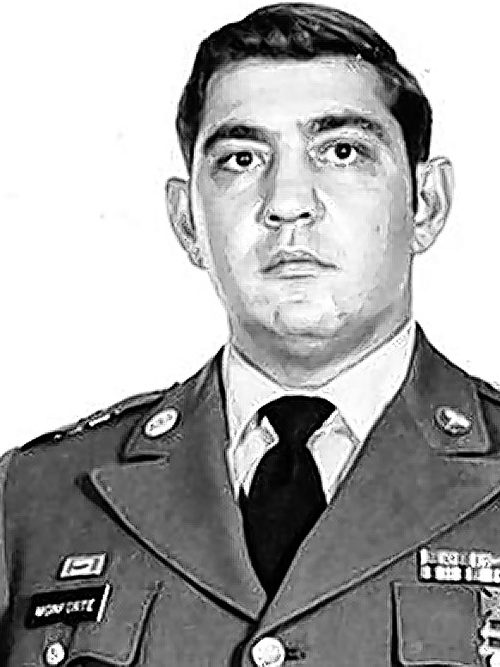 MONFORTE, Philip R. (SFC, Us Army, Retired)