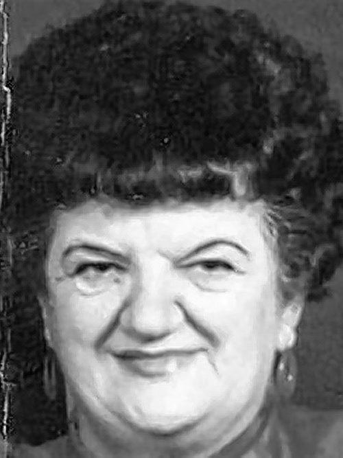 WRZOS, Dorothy A. (Lis)