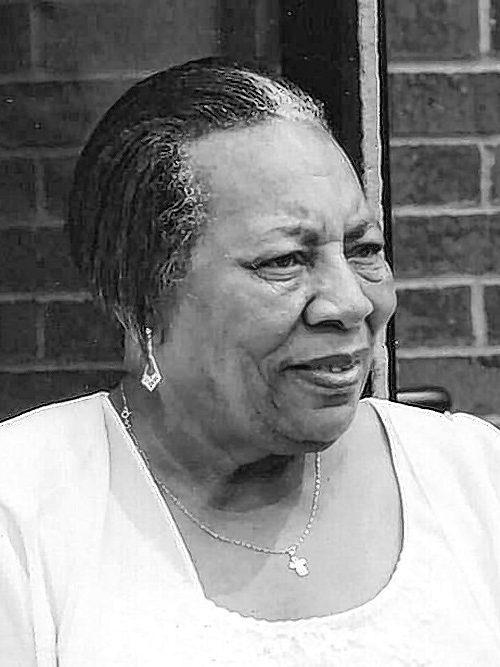 JONES, Martha N. (Woodard)