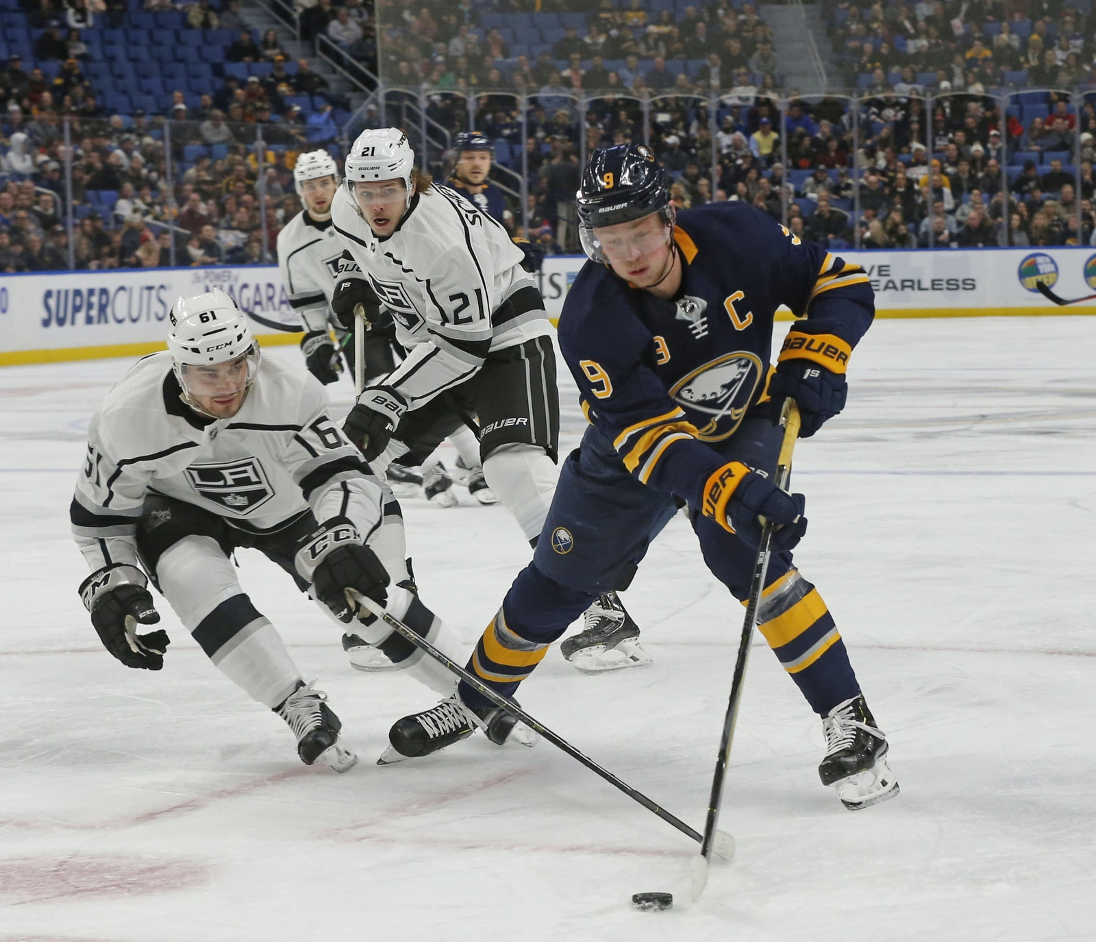 Coyotes at Sabres: Five Things to Know