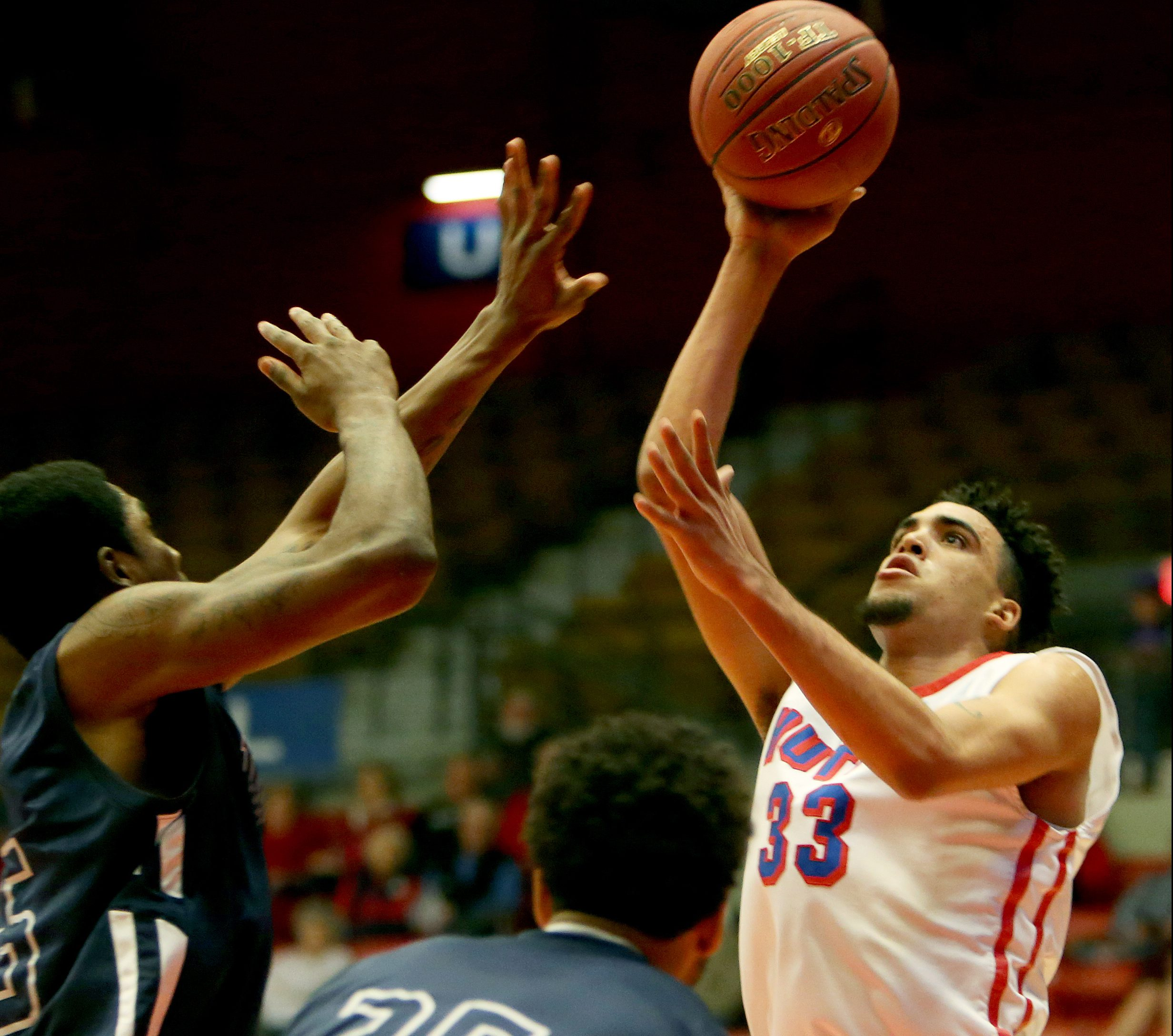 Why UB men's basketball relies on junior college players ...