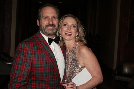 Guests dressed to impress at this longest-running black tie event in WNY that featured an all-night open bar, hors d'oeuvres and a killer lineup of bands. A portion of the proceeds will benefit Give for Greatness.