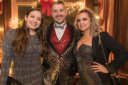 Arts Services Initiative of WNY welcomed a slew of bands for its formal fundraising event, the longest-running black-tie gala in the area. The Abruptors, C.O. Jones, Buffalo Brass Machine, Nerds Gone Wild and more were on the bill.