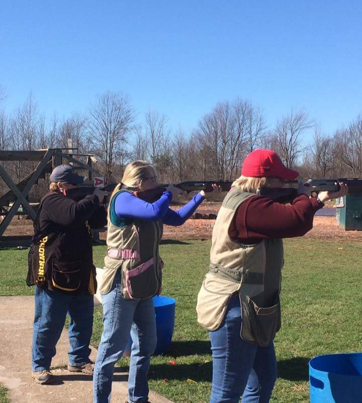 The Ladies Shoot N' Hoot program in Lockport is a perfect opportunity for women to get started in shooting sports, and a special price offering is available this year. (Bill Hilts Jr./Special to The News)