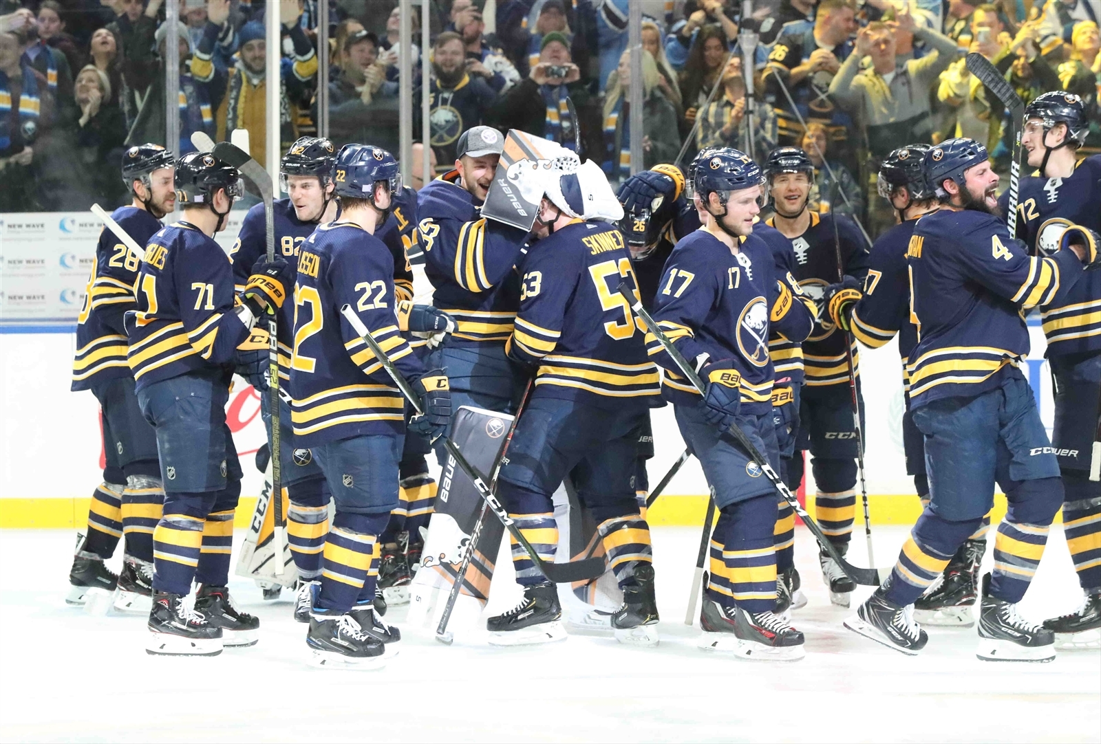 how the sabres have found success when playing beyond regulation  u2013 the buffalo news
