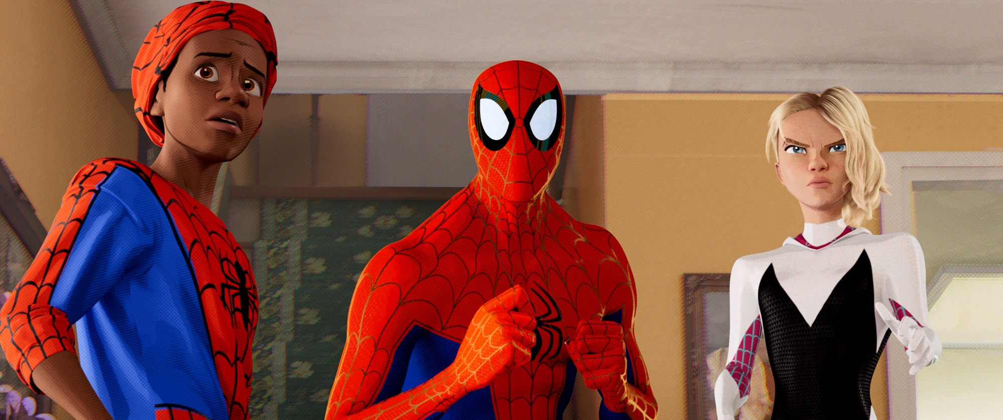 Art Colleges In New York >> A parents guide to 'Spider-Man: Into the Spider-Verse ...